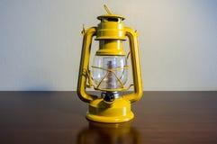w starym stylu lampion Obraz Royalty Free