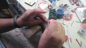 W stomatologicznego laboranckiego budynku stomatologicznym wszczepie zbiory