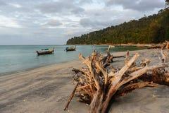 W Tajlandia Andaman Morze Zdjęcie Stock