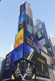 W Times Square Hotel during Super Bowl XLVIII week in Manhattan Stock Photo