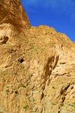 w todra Africa Morocco atlant góra Obrazy Stock