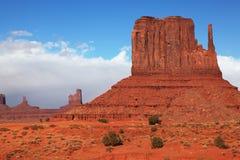 W USA Navajo Rezerwacja Zdjęcia Stock