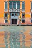 W Venice romantyczni miejsca Fotografia Royalty Free