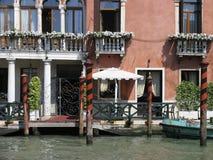 w Venice Włochy Zdjęcia Royalty Free