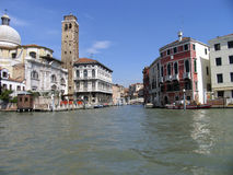 w Venice Włochy Obraz Stock