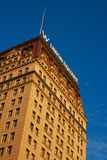 W-Verbands-Quadrat-Hotel New York Stockfotos