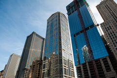 111 W. Wacker Stock Photo