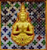 W wat tajlandzki obraz Obraz Royalty Free