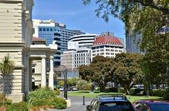 W Wellington zdjęcia stock