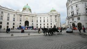W Wiedeń Fracht zbiory wideo