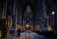 W Wiedeń Zdjęcia Royalty Free