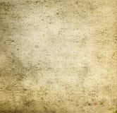 w wieku brudny papier Brezentowa grunge tekstura Obrazy Royalty Free
