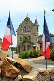 w wiosce francuskiej Zdjęcie Royalty Free