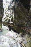 wąwozy Szwajcarii Fotografia Stock