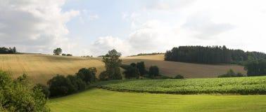 W wsi Zdjęcie Royalty Free
