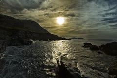 W wybrzeżu Fotografia Stock