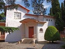 W Yalta Chehov dom, Ukraina Zdjęcie Stock