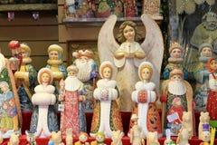 W zabawkarskim sklepie Obrazy Stock