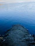 W Zimne głębie Fotografia Stock