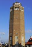 Waßerturm Zandvoort Holland Lizenzfreies Stockfoto