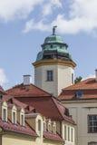 WAŁBRZYSKI, POLSKA, LIPIEC - 07, 2016: Grodowy Ksiaz w Wałbrzyskim, wewnątrz Obrazy Royalty Free