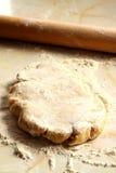 wałkowy ciasta kołysanie się Zdjęcie Royalty Free