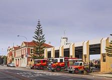 WA Fremantle fire station Stock Image