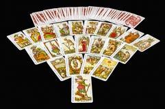 22 Ważnego Arcana Tarot Fotografia Stock