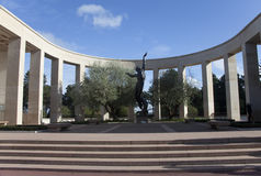 ważnego dnia pomnik Zdjęcia Royalty Free