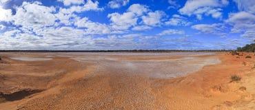 WA Solt lake vert panorama Royalty Free Stock Image