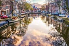 Waag,阿姆斯特丹 免版税图库摄影