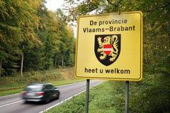 Waals Brabant Stock Photo