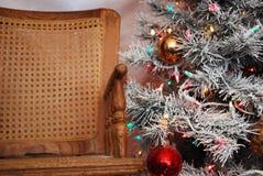 Waar santa is Stock Foto