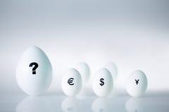 Waar te om geld te nemen? Royalty-vrije Stock Foto's