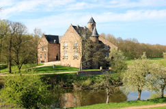 Waardenburg Castle in the Netherlands Stock Image