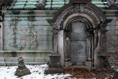 Waardige Crypt Stock Foto