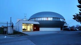 Waarnemingscentrum en Planetarium Royalty-vrije Stock Afbeelding