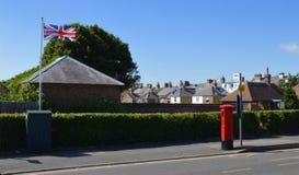 Waarom vlieg een Vlag? Royalty-vrije Stock Fotografie