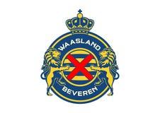Waasland Beveren logo ilustracji