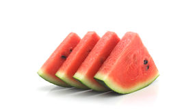 Waater melon slices Royalty Free Stock Photos