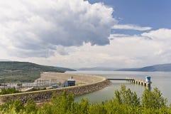 WAC Bennett Dam Photos libres de droits
