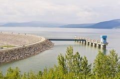 WAC Bennett Dam Stock Photography