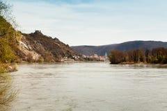 wachau реки danube Стоковые Изображения