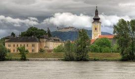 wachau 01 Αυστρία στοκ εικόνα
