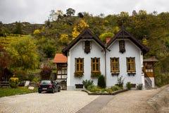 Wachau, Spitz, Austria Royalty Free Stock Photos