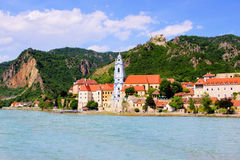 Wachau valley, Austria Stock Image