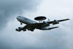 Wache NATO-E-3 Stockfotografie