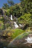 Wachirathan vattenfall Thailand Arkivfoton