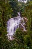 Wachirathan waterfall, Thailand. Wachirathan waterfall, Doi inthanon national park, Thailand royalty free stock photos
