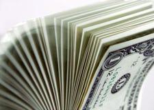 WACHLOWAĆ pieniądze Obrazy Stock